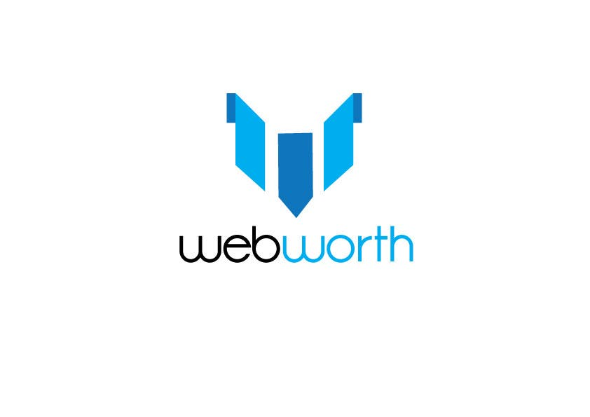 #228 for Logo Design for WebWorth by sikoru