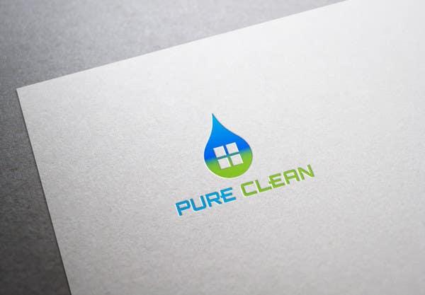 Inscrição nº 54 do Concurso para Design a Logo for my company 'Pure Clean'