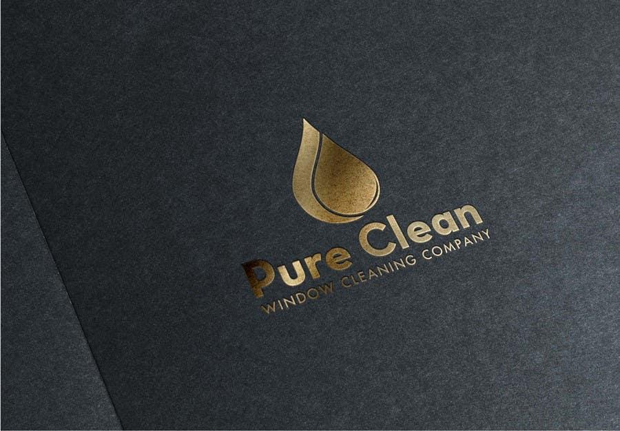 Inscrição nº 246 do Concurso para Design a Logo for my company 'Pure Clean'