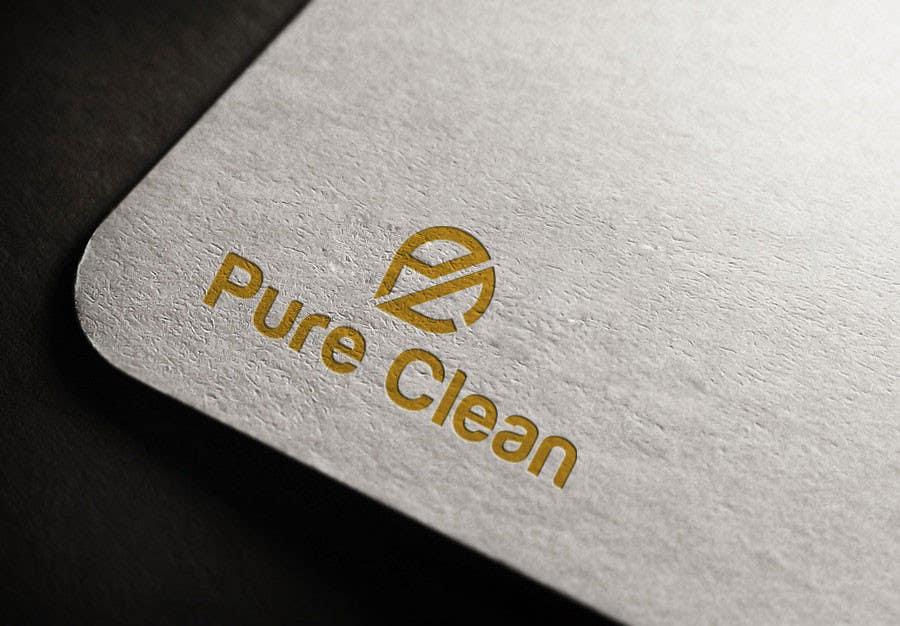 Inscrição nº 79 do Concurso para Design a Logo for my company 'Pure Clean'