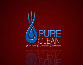 #260 for Design a Logo for my company 'Pure Clean' by tiagogoncalves96