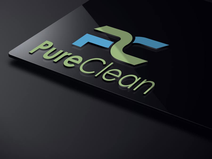 Contest Entry #150 for Design a Logo for my company 'Pure Clean'