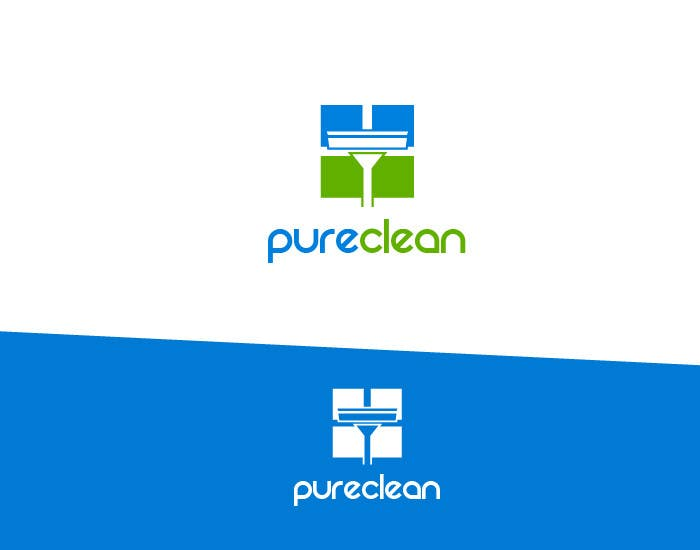 Contest Entry #66 for Design a Logo for my company 'Pure Clean'