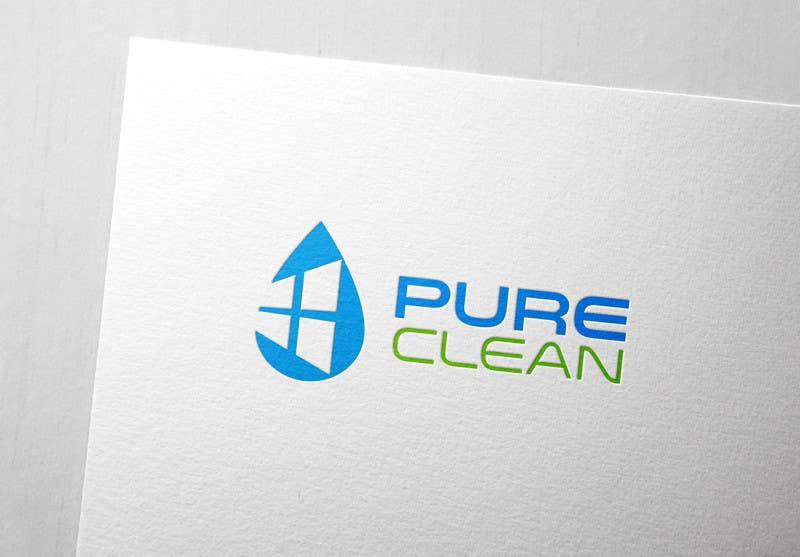 Inscrição nº 73 do Concurso para Design a Logo for my company 'Pure Clean'