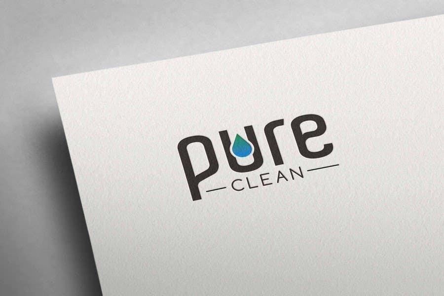 Inscrição nº 256 do Concurso para Design a Logo for my company 'Pure Clean'