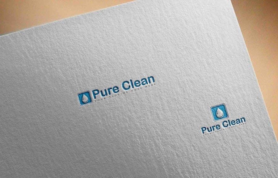 Inscrição nº 263 do Concurso para Design a Logo for my company 'Pure Clean'