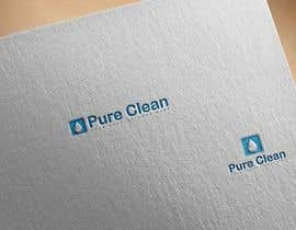 JaizMaya님에 의한 Design a Logo for my company 'Pure Clean'을(를) 위한 #263
