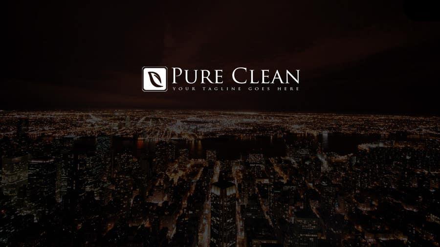 Inscrição nº 270 do Concurso para Design a Logo for my company 'Pure Clean'