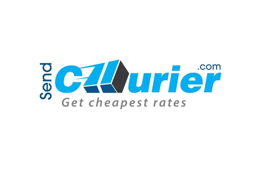 """Participación en el concurso Nro.                                        54                                      para                                         Design a Logo for our website """"sendcourier.com"""""""