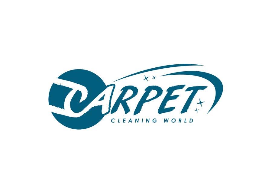 Konkurrenceindlæg #                                        17                                      for                                         Design a Logo for carpet cleaning website