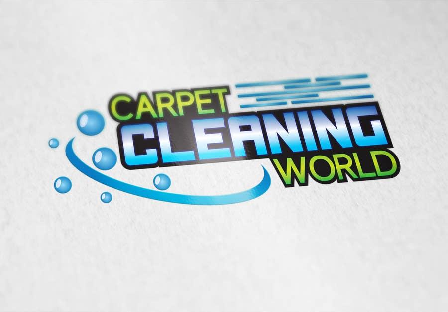 Konkurrenceindlæg #                                        49                                      for                                         Design a Logo for carpet cleaning website