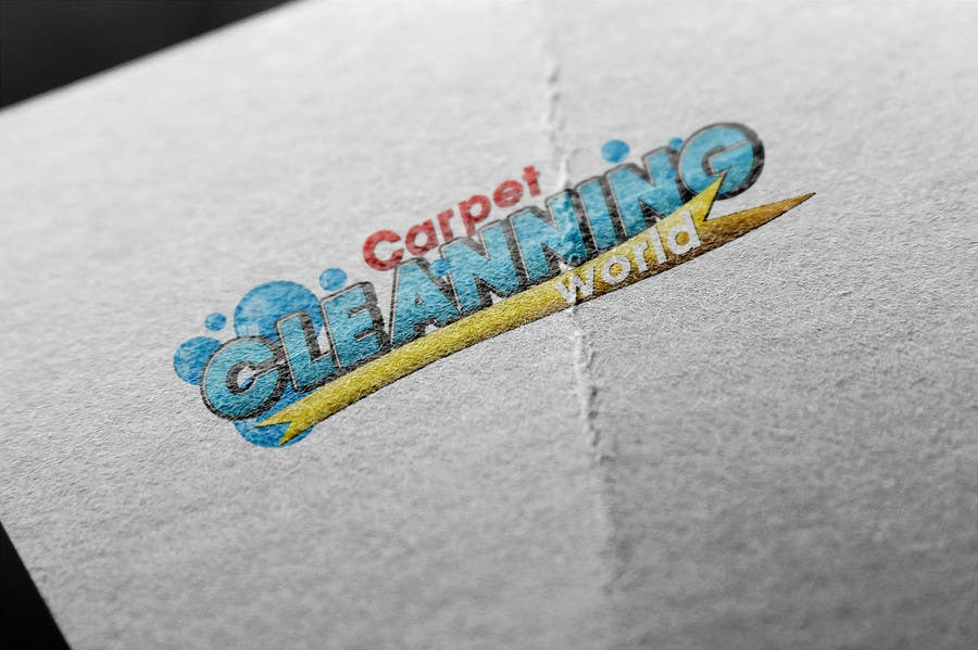 Contest Entry #37 for Design a Logo for carpet cleaning website