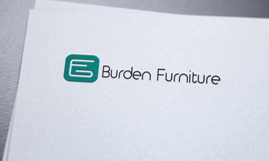 Inscrição nº 31 do Concurso para Design a Logo for Burden Furniture