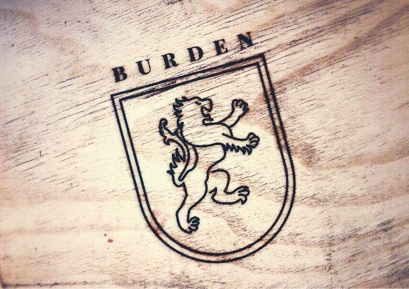 Participación en el concurso Nro.135 para Design a Logo for Burden Furniture