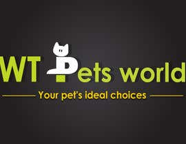 #55 for Design a Logo for an online pet store by PopescuBogdan