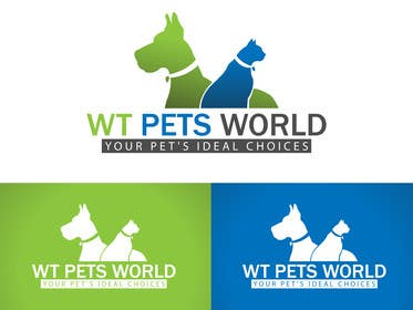 #78 for Design a Logo for an online pet store af junaidkhowaja