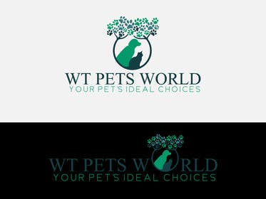 #79 for Design a Logo for an online pet store af junaidkhowaja