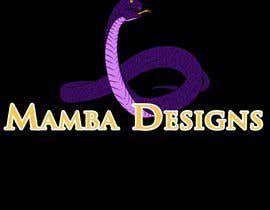 #3 for Mamba Logo by lorikeetp9