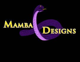 #6 for Mamba Logo by lorikeetp9