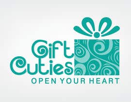 #79 za Design a Logo for Gift Cuties Webstore od adryaa