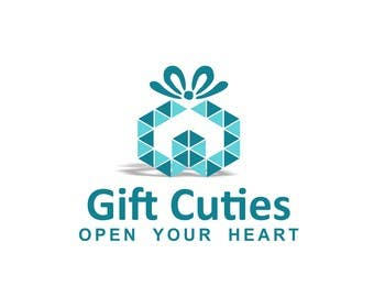 #104 for Design a Logo for Gift Cuties Webstore by nuwangrafix