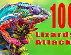 Nro 26 kilpailuun Create a Youtube thumbnail photo ----- for a youtube video (lizards) käyttäjältä iliasbd34