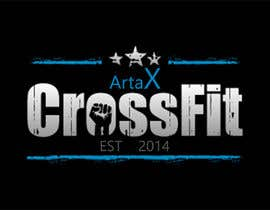 #23 สำหรับ Design a Logo for Crossfit Artax โดย Sufyanahmed868