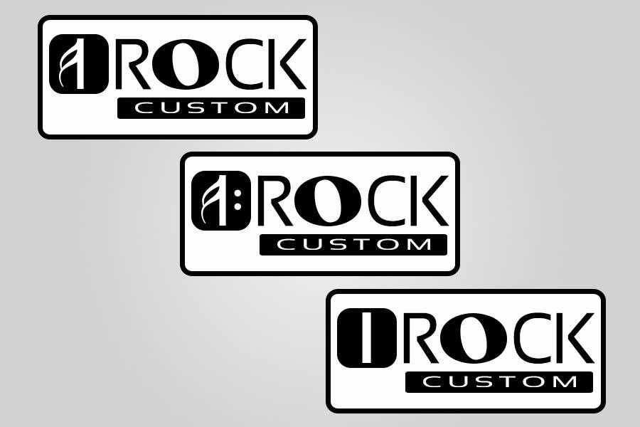 Penyertaan Peraduan #                                        26                                      untuk                                         Logo Design for a Custom tshirt company