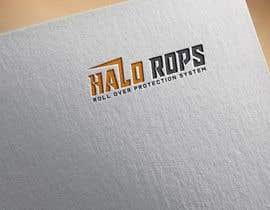 #1042 для Logo Design for Halo Rops от fatemaakternodi1