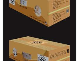 ClickZoneFelance tarafından Packaging Design for Bread Box of NEW Kitchenware Brand için no 92
