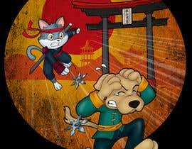 #567 for Neko Ninja Contest (Japanese Cat Ninja) by german84