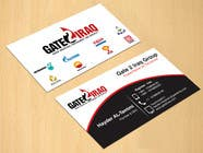 Graphic Design Entri Peraduan #43 for Design some Business Cards for Gate2Iraq Group