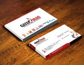 #23 para Design some Business Cards for Gate2Iraq Group por infosouhayl