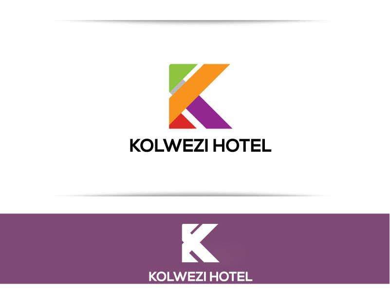 Konkurrenceindlæg #                                        18                                      for                                         Logo design for modern stylish hotel