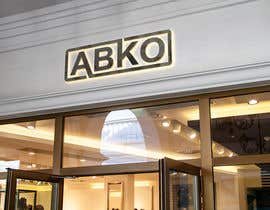 #20 untuk ABKO Logo For a company that sells products made from recyclable materials oleh mttomtbd