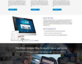 #5 for Design a website mockup for a software company by webidea12