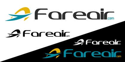 #122 for Design a Logo for fare air by albertosemprun