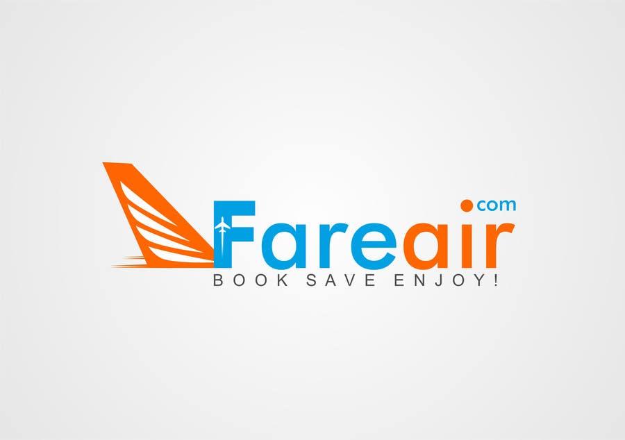 Contest Entry #                                        35                                      for                                         Design a Logo for fare air
