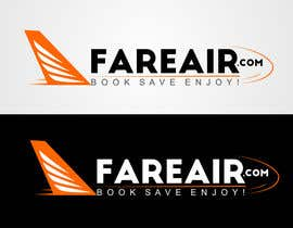 #113 for Design a Logo for fare air by narendraverma978