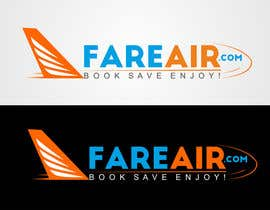 #114 for Design a Logo for fare air by narendraverma978