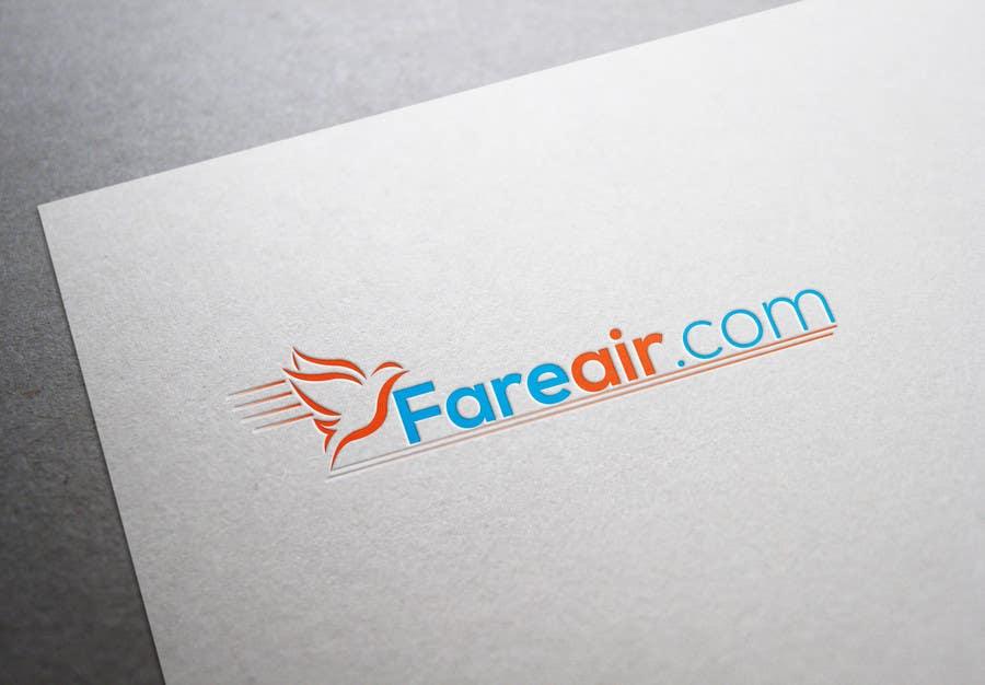 Participación en el concurso Nro.                                        115                                      para                                         Design a Logo for fare air