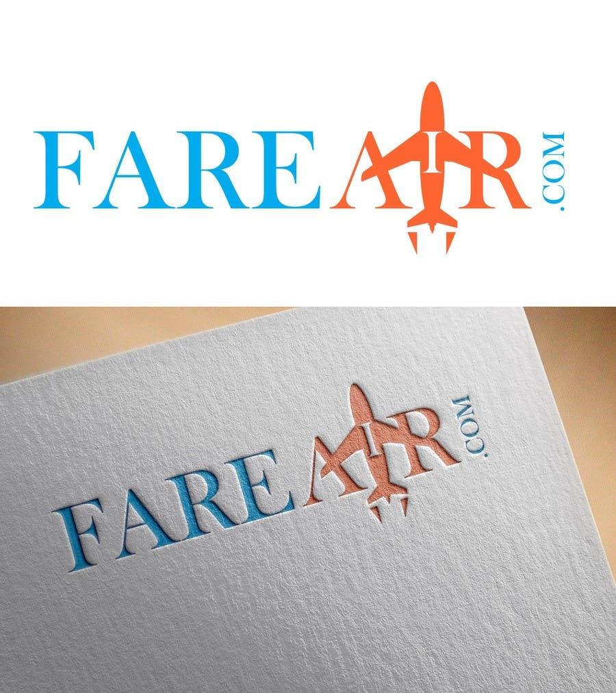 Contest Entry #149 for Design a Logo for fare air