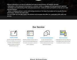 #7 para landing page for new site por esameisa