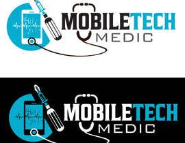 #81 para Design a Logo for Cell Phone Repair Company de designblast001