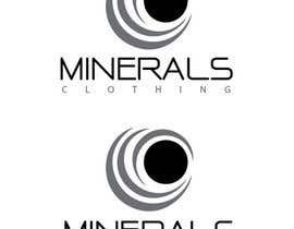 #244 for Design a Logo for Minerals Clothing by nat385