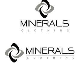 nat385님에 의한 Design a Logo for Minerals Clothing을(를) 위한 #248