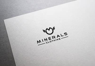 #153 for Design a Logo for Minerals Clothing by sdartdesign