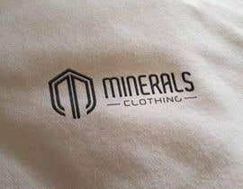 #229 for Design a Logo for Minerals Clothing by legol2s