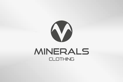 #52 for Design a Logo for Minerals Clothing by pvcomp