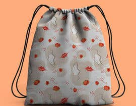 #107 for Artwork design for textile pattern by saminahusein